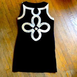 Darling Black Tory Burch Dress